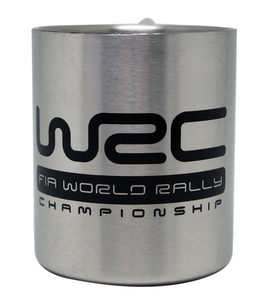 WRC オフィシャル メタル カラビナ マグカップの画像