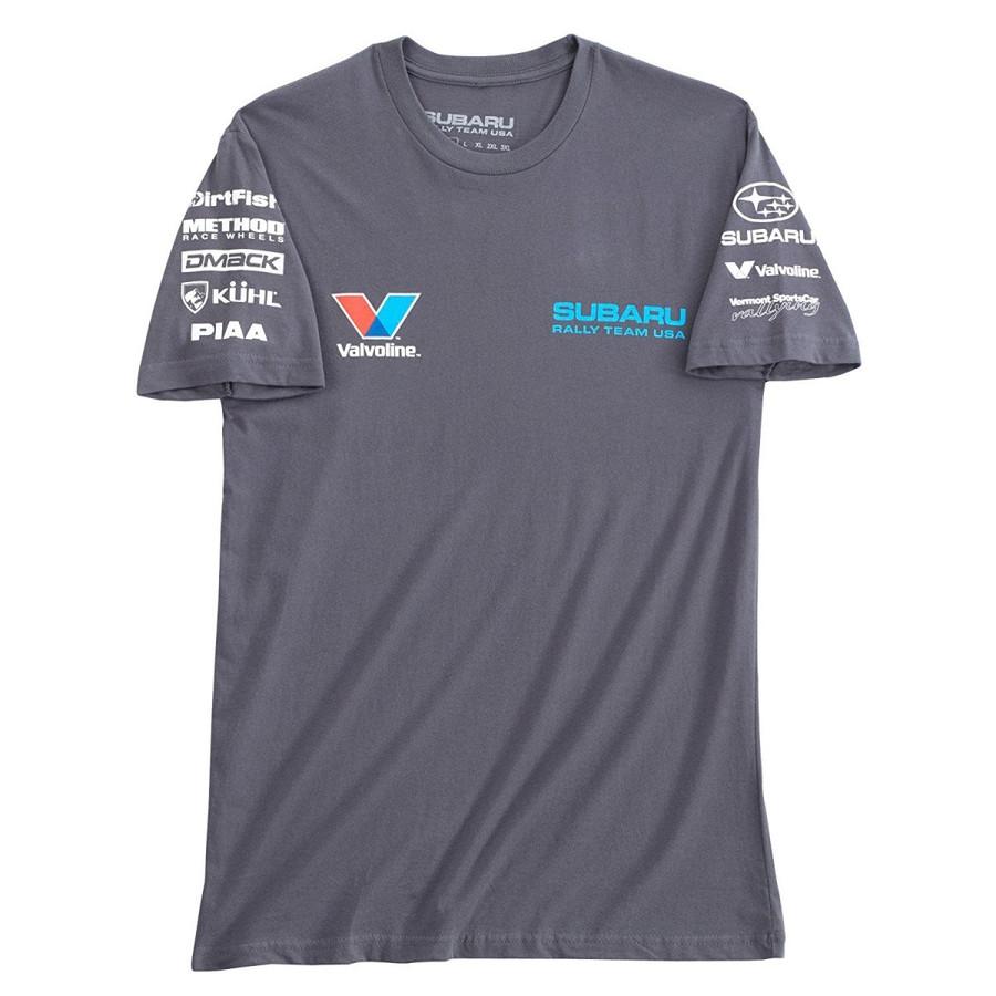 SUBARU ラリーチーム Tシャツの画像