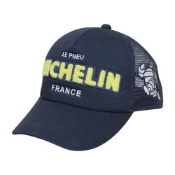 ミシュラン MICHELIN メッシュ ベースボール キャップ / ネイビー画像