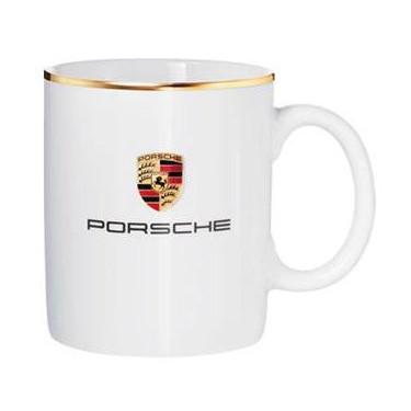 ポルシェ ロゴマグカップの画像