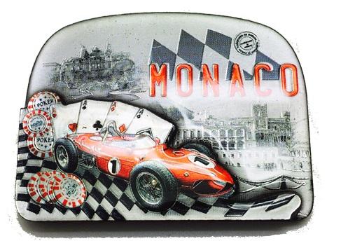 モナコ モンテカルロ マグネットプレート トランプ柄Bタイプの画像