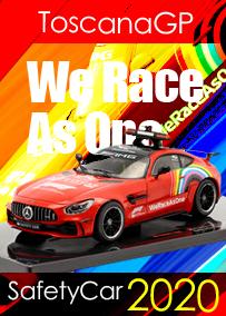 ixo 1/43 メルセデス・ベンツ AMG GT-R F1 セーフティーカー 2020年 トスカーナGP / レッド