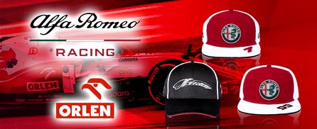 アルファロメオ・レーシング AlfaRomeo F1 グッズ