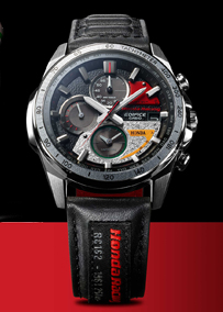 EDIFICE Honda Racing コラボレーション モデル 腕時計 / 電波ソーラー EQW-A2000HR-1AJR