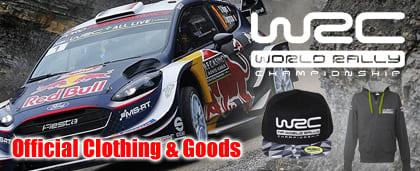 WRCオフィシャルグッズ
