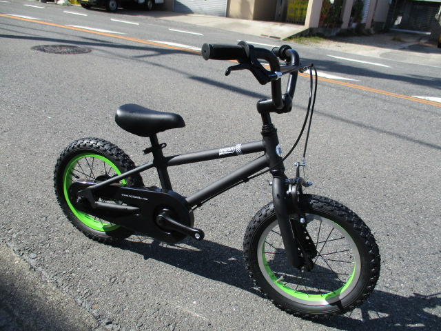 Wynn14 ウイン14インチ 子供用自転車の画像