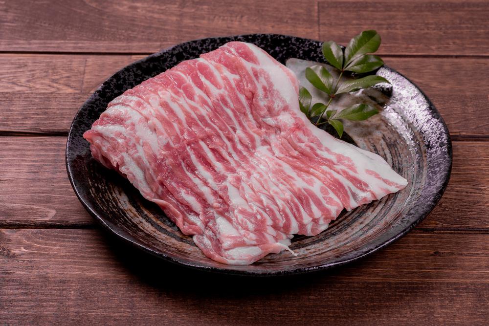 【冷蔵】バラ スライス:500g/¥1,210の画像