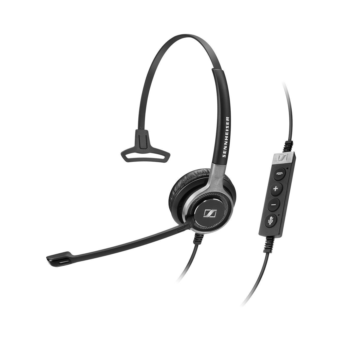 ハイクラス片耳USBヘッドセットSC 630 USB CTRL画像