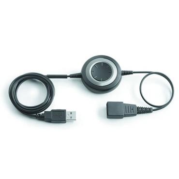 USB ヘッドセットアダプタ Jabra Link280の画像