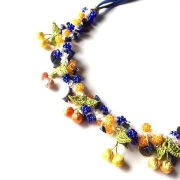 サクランボ(チェリー)ネックレスの画像