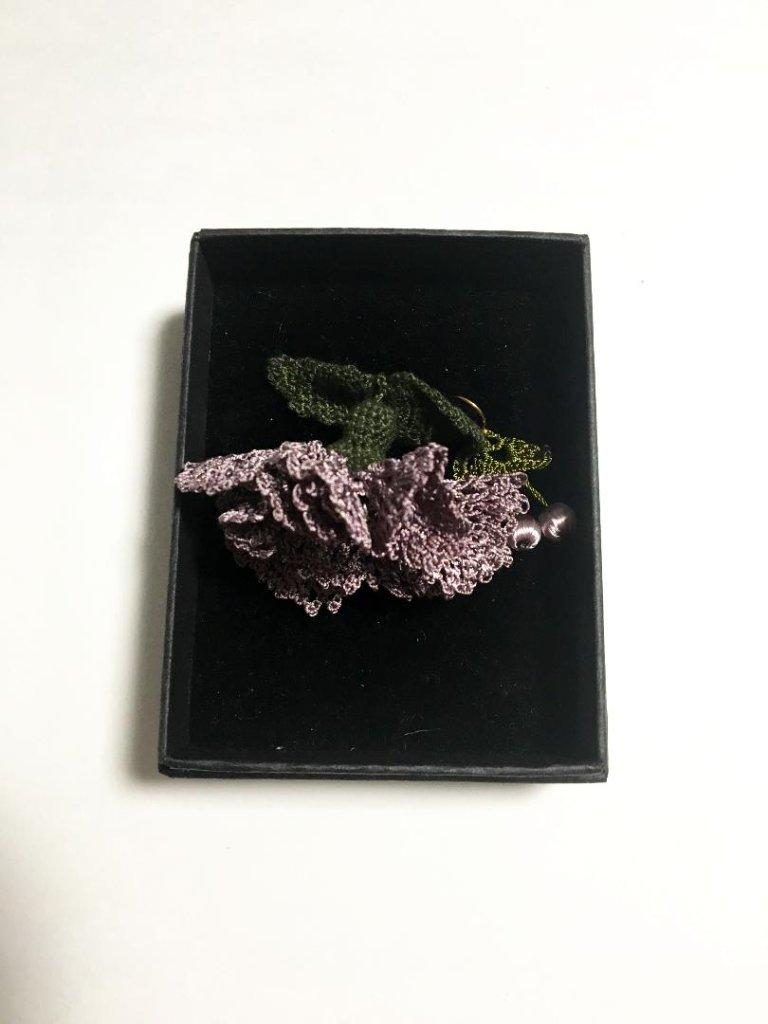 ヴィンテージトルコイヤリング・トルコピアス の画像