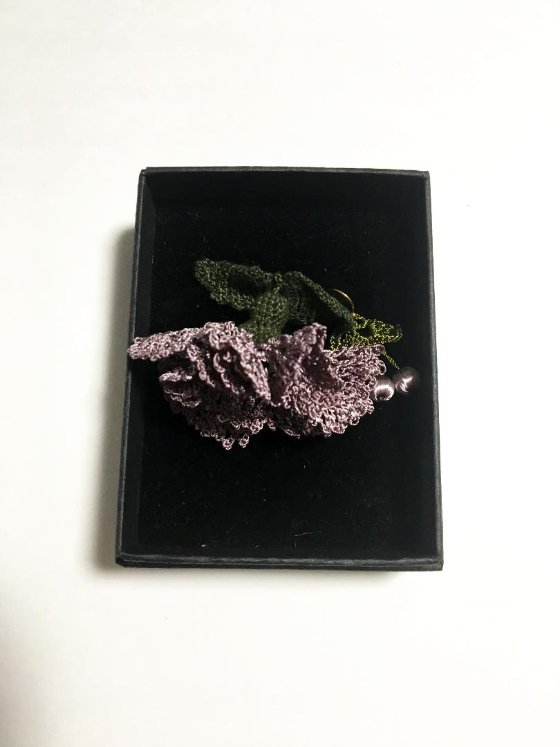 ヴィンテージトルコイヤリング・トルコピアス 画像