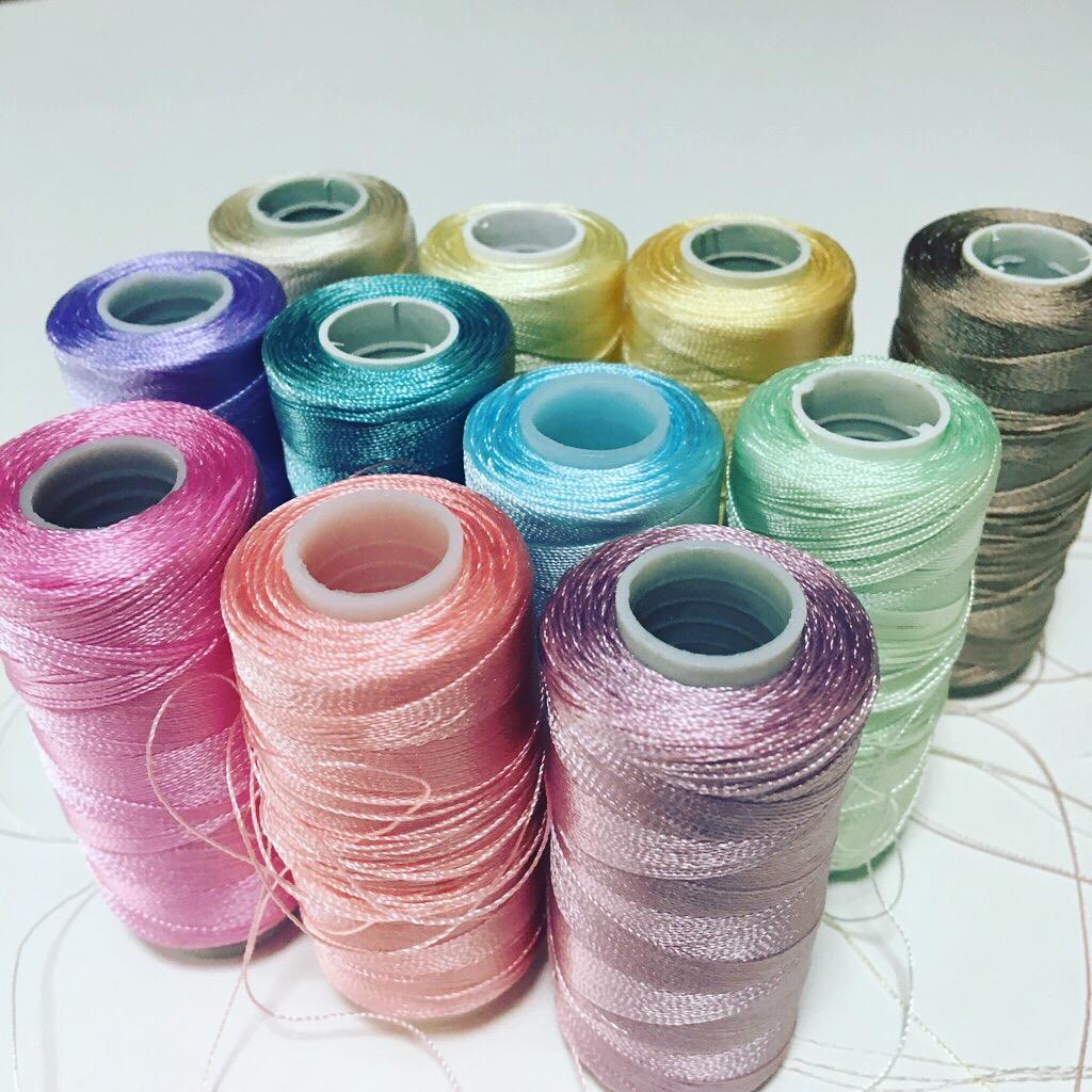 トルコの糸(ポリエステル)