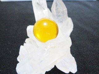 20㎜球シトリン画像