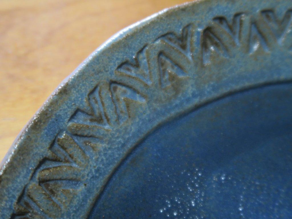 TATARASET 【TATARA鍋・1個】【MOONスキレット・2枚】【風炎BLUE平皿(21cm)・2枚】の画像