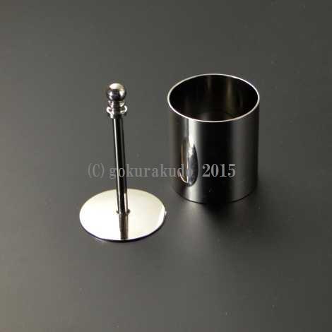 モッソ(ご飯の型押器具)8番(1.8寸)ブッキ用 の画像