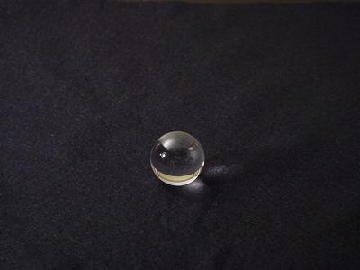 水晶玉 直径35mmの画像