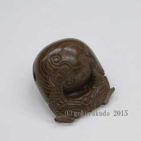 木魚/本桑木魚4.5寸の画像