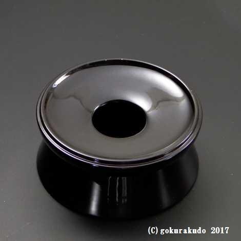 りん台/丸輪台(PC製)溜4寸 の画像