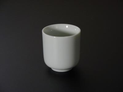 湯飲み・茶湯器/白無地 1.6寸 sの画像