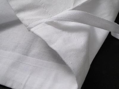 納骨袋 天竺木綿製の画像