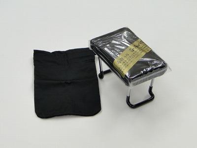 らくらく椅子(小) [黒](袋付き) sの画像