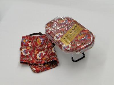 らくらく椅子(大) [赤](袋付き) sの画像