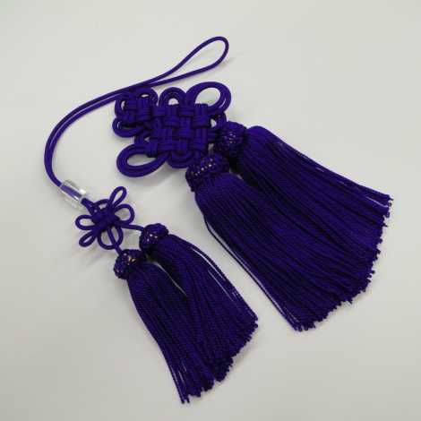 御詠歌用『房セット』(紫)の画像