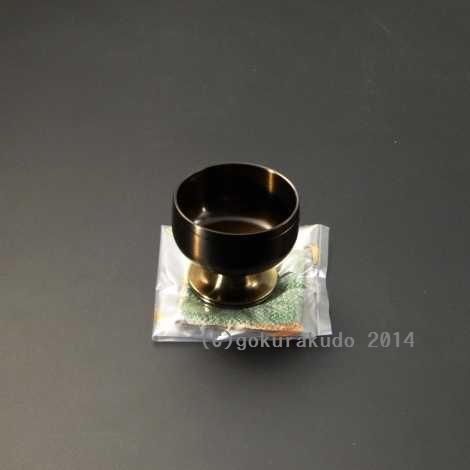 高台りん『遊亀』 2.0寸の画像