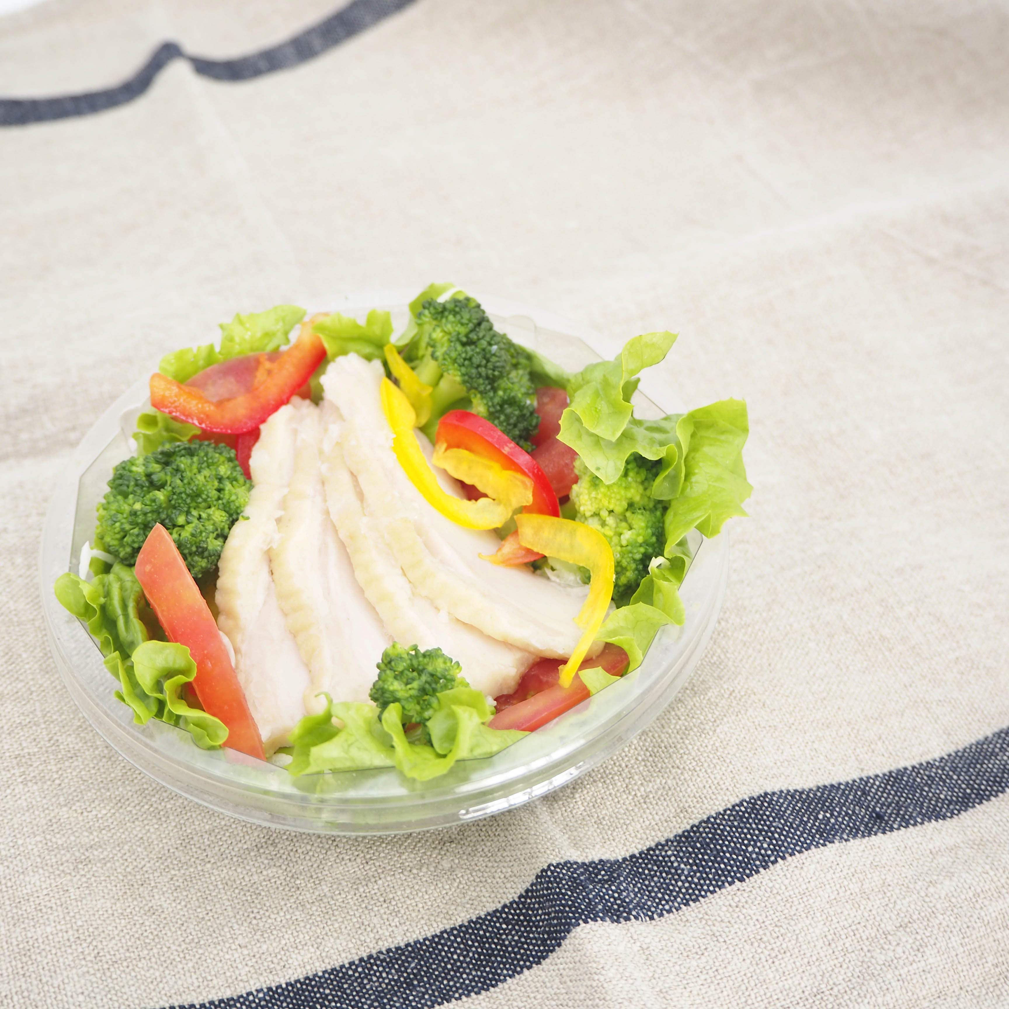 サラダ『サラダチキン』+ドリンクセット画像
