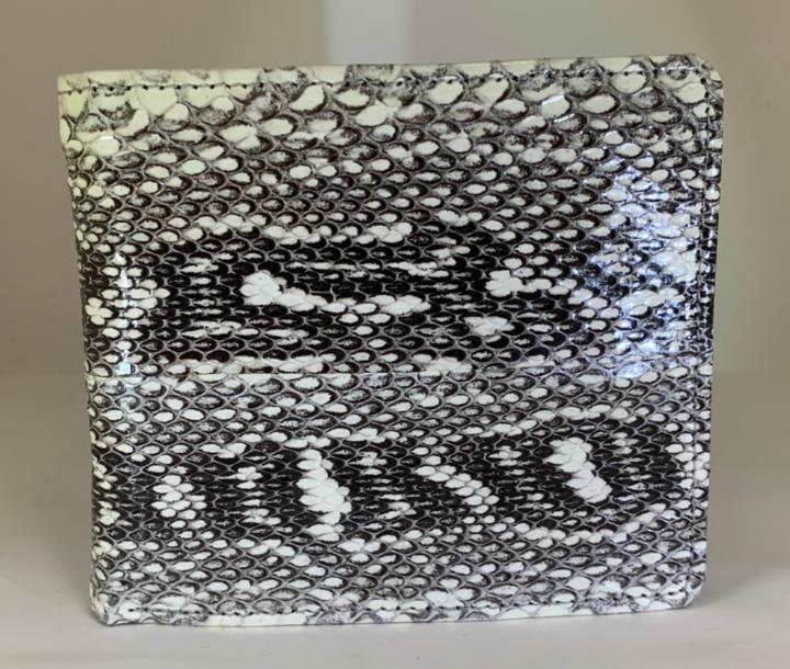 ハブ革 2つ折り画像