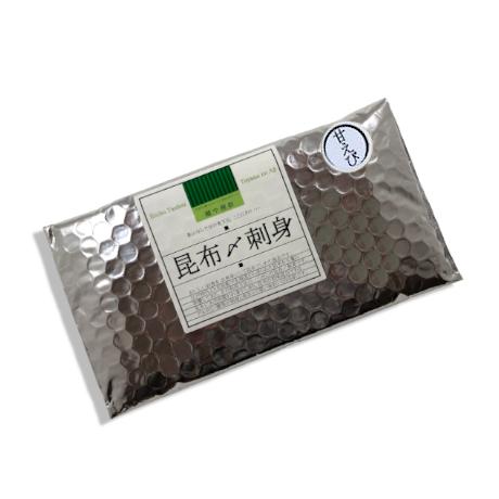 昆布〆刺身〔日本海甘えび〕の画像