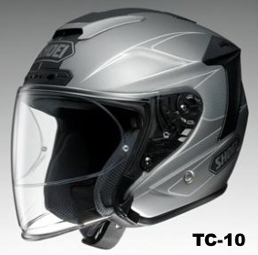 SHOEI J-FORCE 4(IV) MODERNO TC-10画像