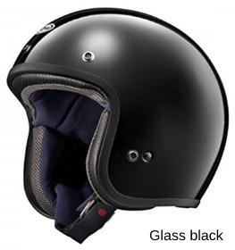 ARAI CLASSIC-MOD グラスブラック画像