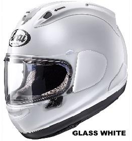 ARAI RX-7X グラスホワイトの画像