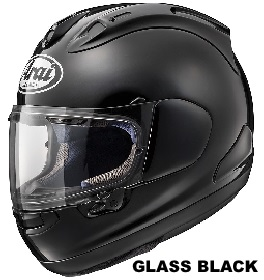ARAI RX-7X グラスブラックの画像