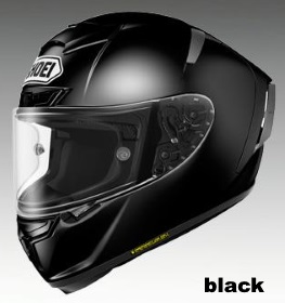 SHOEI X-Fourteen ブラック画像