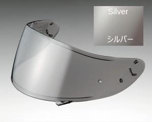 CNS-1 PINLOCK ソフトスモークミラー シルバーの画像