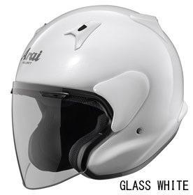 ARAI MZ-F XO グラスホワイト画像