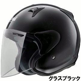 ARAI SZ-G グラスブラック画像