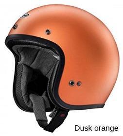 ARAI CLASSIC-MOD ダスクオレンジ画像