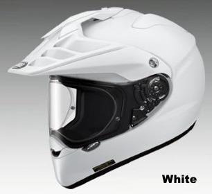 SHOEI HORNET ADV ホワイトの画像