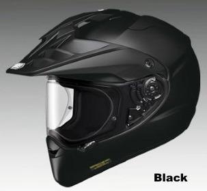 SHOEI HORNET ADV ブラックの画像