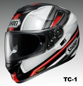 SHOEI GT-AIR DAUNTLESS TC-1画像