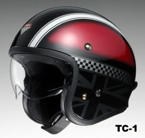 SHOEI J O HAWKER TC-1画像