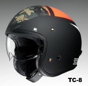 SHOEI J O SEAFIRE TC-8の画像