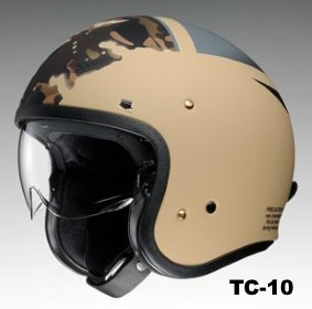 SHOEI J O SEAFIRE TC-10の画像