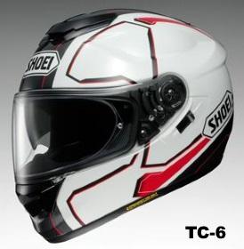 SHOEI GT-AIR PENDULUM TC-6画像