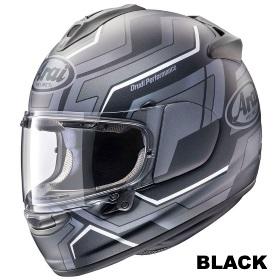 ARAI VECTOR-X PLACE ブラック(つや消し)の画像