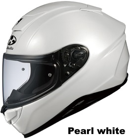 OGK AEROBLADE-5 パールホワイトの画像